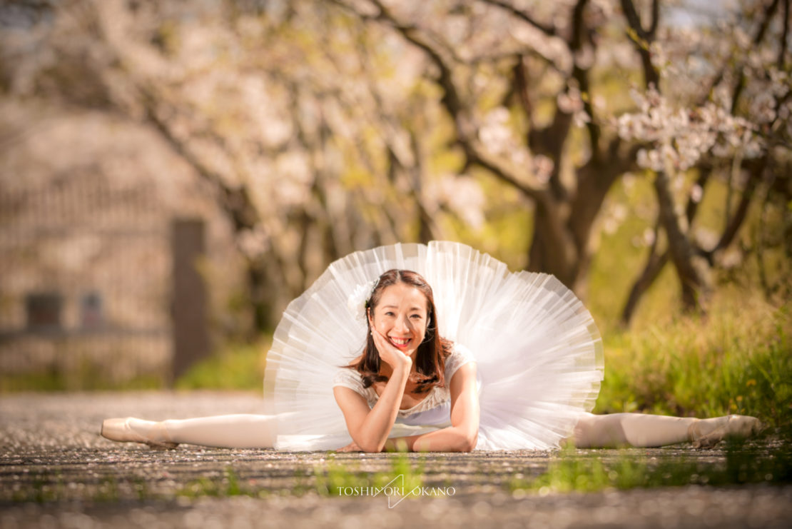 photo 50 Cherry blossom and ballet
