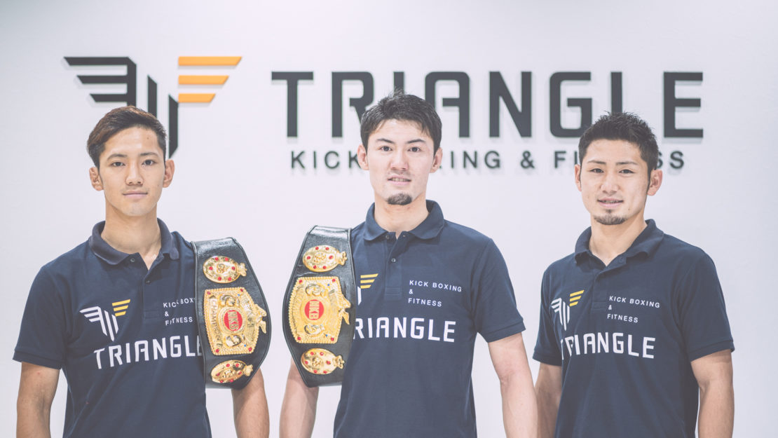 TRIANGLE KICK BOXING&FITNESS Promotion Movie