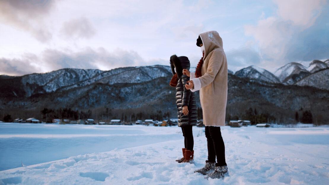 Vlog 女子旅 メタセコイア並木