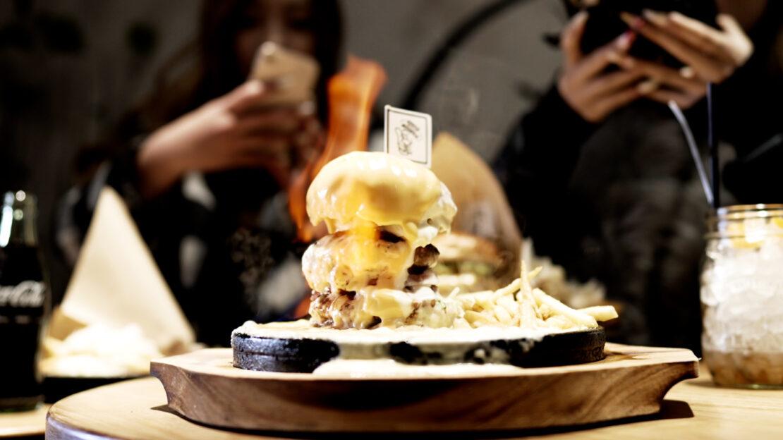 Upit's Burger 京都嵐山 女子旅